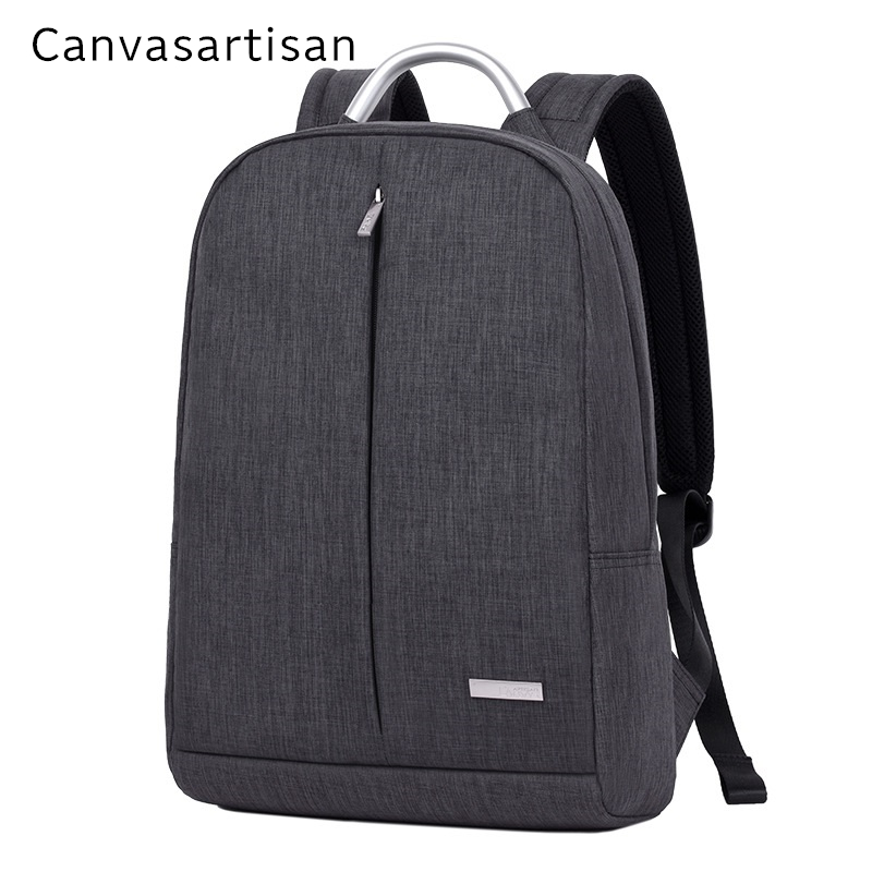 2017 Brand Canvasartisan Backpack Bag For Laptop 15