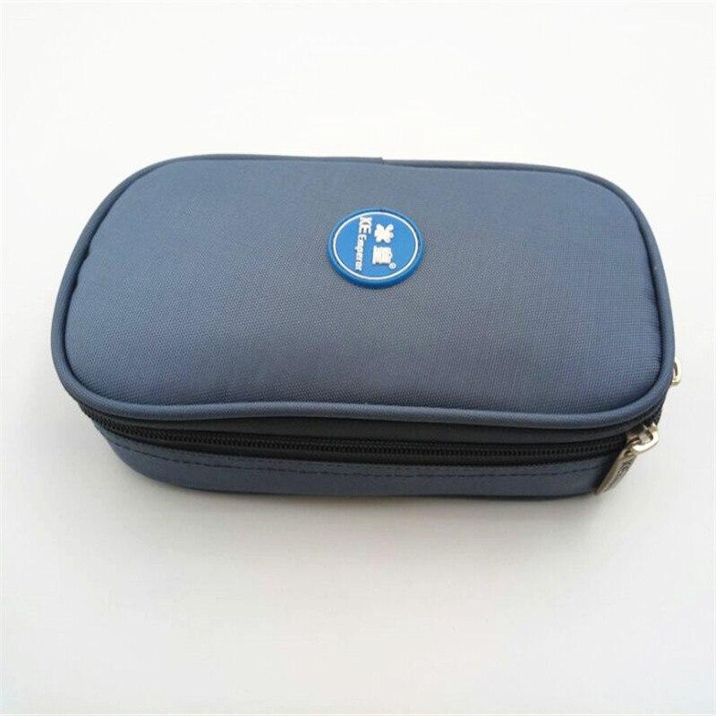 Insulino Cooler Case Portebla Insulated Diabetics Insulino Voyage Case Cooler Case Aluminum Foil Ice Cooler