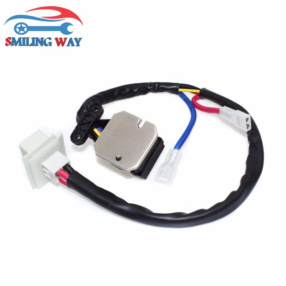 US $23 91 22% OFF|SMILING WAY# Blower Motor Resistor Regulator For Mercedes  Benz E Class W210 E200 E220 E230 E240 E250 E280 E290 E300 E320 E430-in