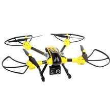 KaiDeng K70C Sky Warrior 2.4G 4CH 6 Axis 3D Flips Headless Mode 2MP Wide Angle 720P HD Camera RTF RC Quadcopter Drone Helicopter