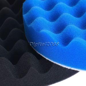 Image 5 - 4 יח\סט 7 אינץ (180mm) מרוט ליטוש ספוג רפידות ערכת רכב לטש רך גל קצף ופל Pad רכב כביסה ניקוי כלי