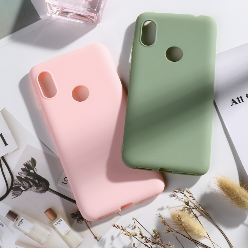 Cases Candy-Cover Redmi K20 Note-7 Xiomi Silicone Prime Mi 9t 6A for 6-pro/7/6a/.. 4x5a