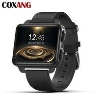COXANG DN99 Android Смарт часы для Для мужчин Для женщин 3G Wi Fi gps sim карты мобильный телефон 1200 мАч 2,2 дюймов SmartWatch для Android Ios Телефон