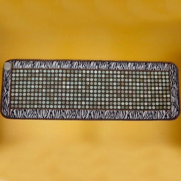 41cc630d4286c Jade Tourmaline Tapis Chauffage Électrique Matelas De Massage avec  Infrarouge Lointain Theraphy Produits De Haute Qualité Directement de  L usine