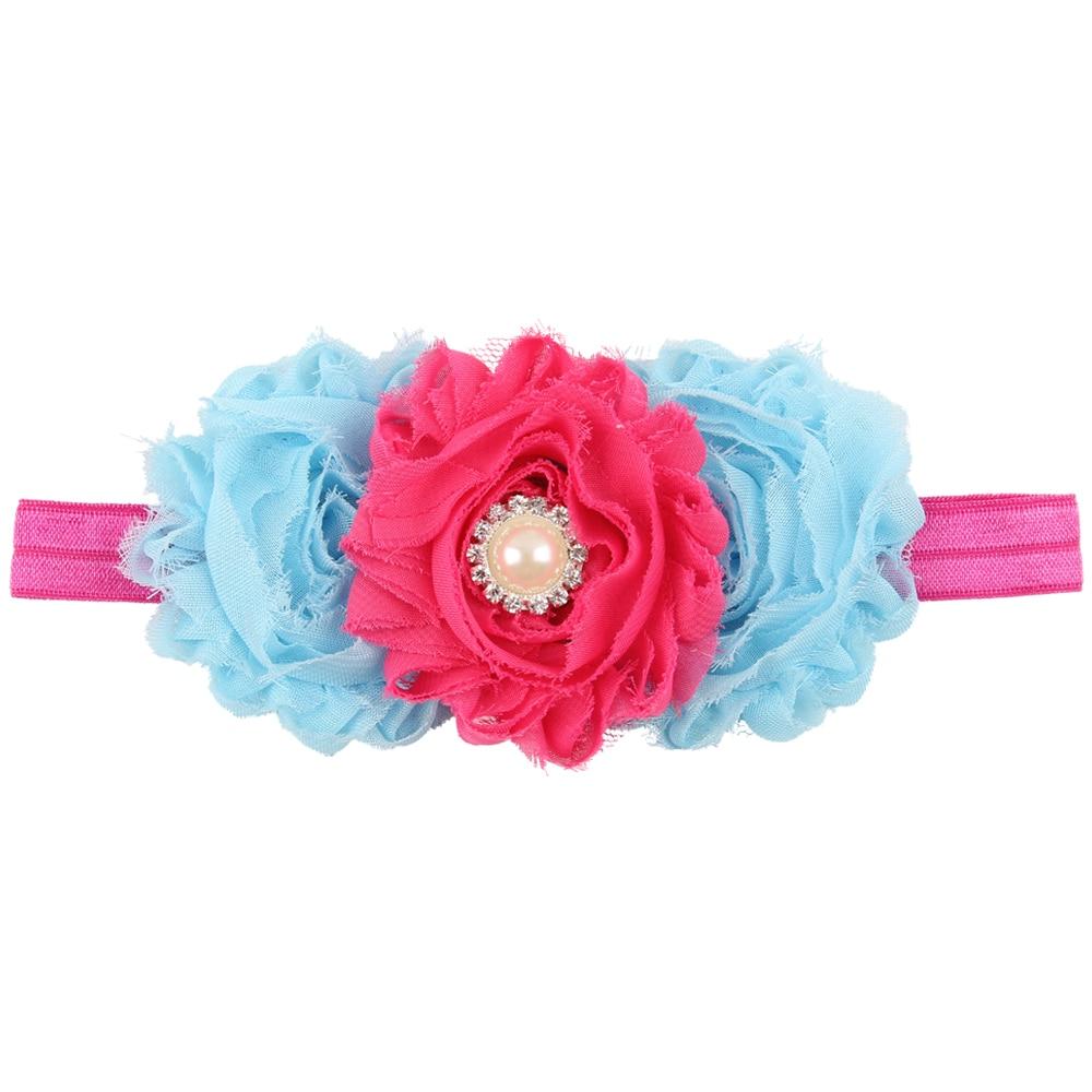 TWDVS Newborn 3 Flower Эластичные аксессуары - Аксессуары для одежды - Фотография 3