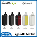 100%  Original Joyetech eGo Aio Box Mod Kit 2100mAh Battery Box with 2ml Capacity Atomizer BF SS316 0.6ohm MTL Core eGo Aio