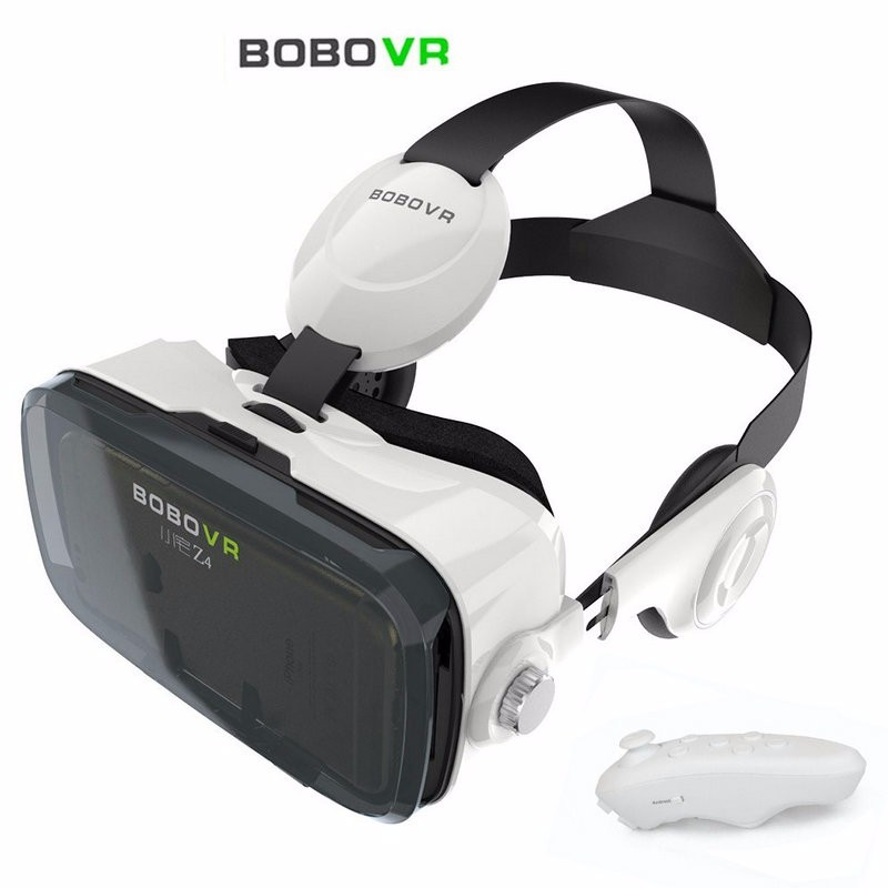 <font><b>Xiaozhai</b></font> <font><b>BOBOVR</b></font> Z4 <font><b>Virtual</b></font> <font><b>Reality</b></font> Helmet 3D VR <font><b>Glasses</b></font> <font><b>Private</b></font> Theater for IOS Android 3.5 - 6.0 inch Phone Immersive cardboard