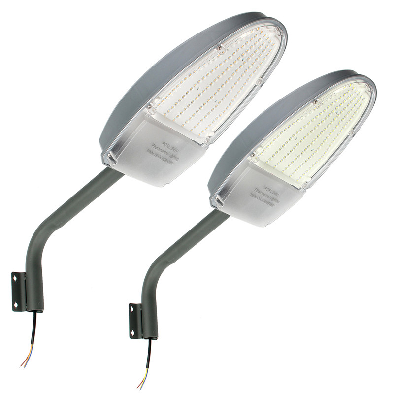 Smuxi 24W LED Road Street Flood Light White/Warm White AC85-265V 2400LM Light Sensor Control Energy Conservation Waterproof sink mobility models for sensor energy conservation