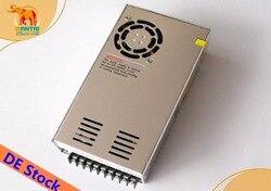 [5-7Days, USA &EU free ship]  Power supply 350W 36V  9.7A  matching DC stepper motors