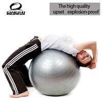 55cm Yoga Ball Physical Fitness Ball Appliance Exercise balance Ball Fitball yoga home trainer balance pods GYM YoGa Pilates