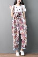 дешево!  Yifsion Новые женские девушки повседневные свободные комбинезоны джинсовые джинсы брюки инди-фолк