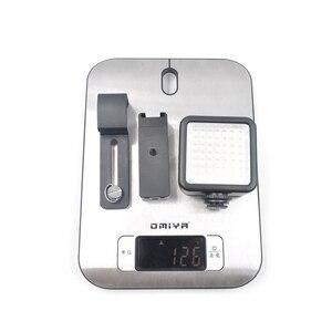 Image 5 - STARTRC OSMO POCKET Metal Phone Clip Holder Kit & LED Lights For DJI Osmo Pocket Mount Stand Accessories kit