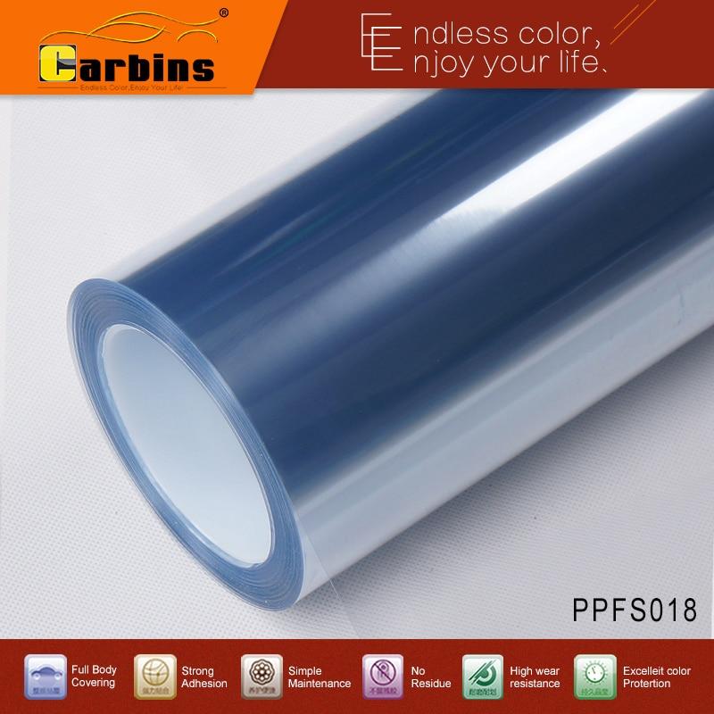 Clair soutien-gorge voiture peinture protection film PPF brillant clair haute résistance anti rayures film PPF-01