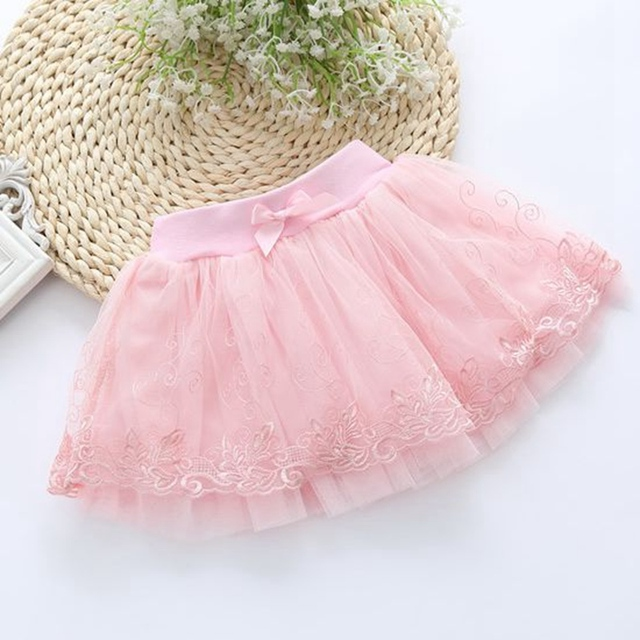 Baby Girl Dance Princess Skirts