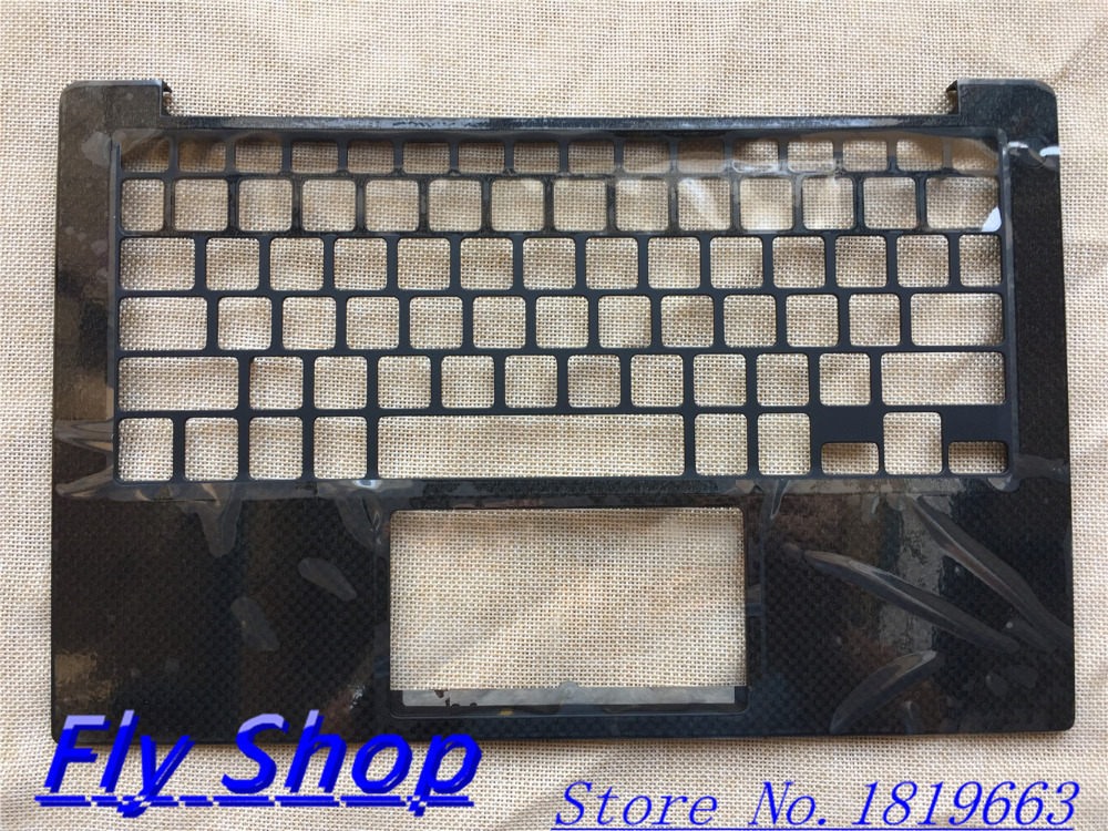 New/Original For DELL XPS 13 9343 XPS13 Upper Case Palmrest Cover WTVR9 0WTVR9 without US Keyboard