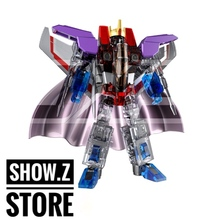 [Show.Z Store] DX9 Toys X16G Usurper Ghost StarScream WAR IN POCKET Transformation Action Figure