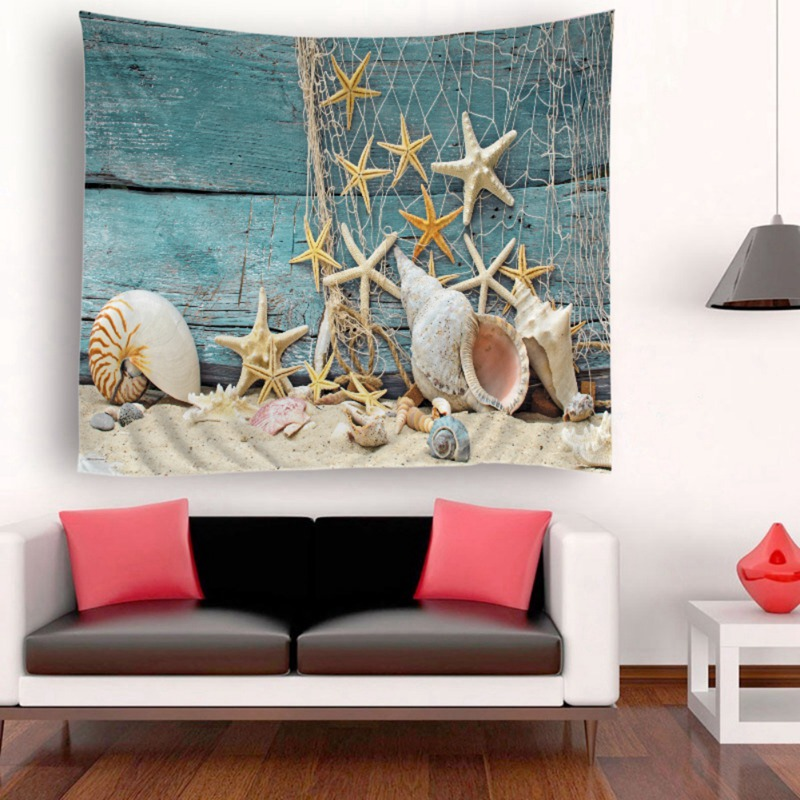Scenery Tapestry Moroccan Decor Wall Hanging Earth Boho Bohemian Taerie Carpet