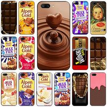 alenka bar wonka chocolate Soft Silicone phone case for Huawei Honor 6A 7A Pro 7C 7X 8 9 10 Lite 8X 8C view 20 9X Pro(China)