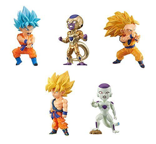 Dragon Ball Super Z WCF World Collectable Figure BATTLE OF SAIYANS Vol.3 set of 6 Full Set 100% Original earth 2 vol 3 battle cry the new 52