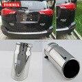 Высококачественный глушитель tommia T304 из нержавеющей стали для Toyota RAV4 2009-2015