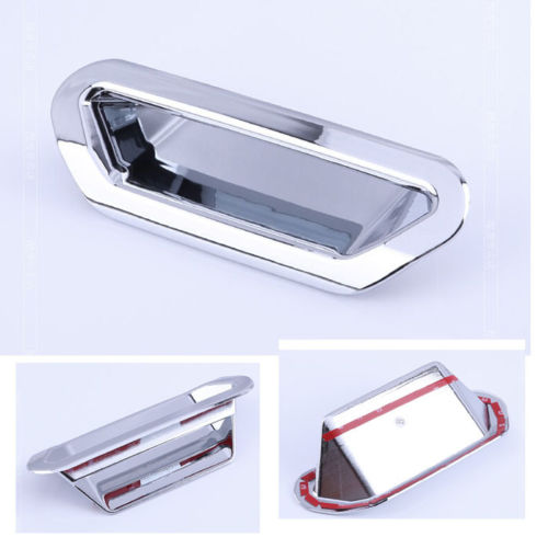 FIT FOR ESCAPE KUGA CHROME REAR HATCH BOOT DOOR TAILGATE HANDLE BOWL COVER TRIM