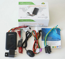(20PCS/Lot) GT06 Car GPS Tracker SMS GSM GPRS Vehicle Tracking Device Monitor Locator Remote Control for Motorcycle Scooter