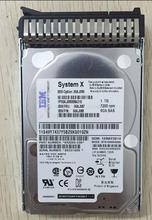 3 года гарантии 100% Новый и оригинальный X6 серии 00AJ086 00AJ087 1 ТБ 7.2 К 6 ГБ SAS 2.5 дюйма