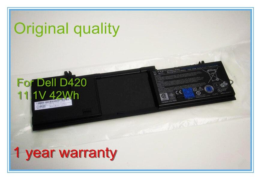 все цены на  New Original Laptop Battery for D420 D430 GG386 JG768 JG176 JG168 FG442 451-10365 312-0445 42WH  онлайн
