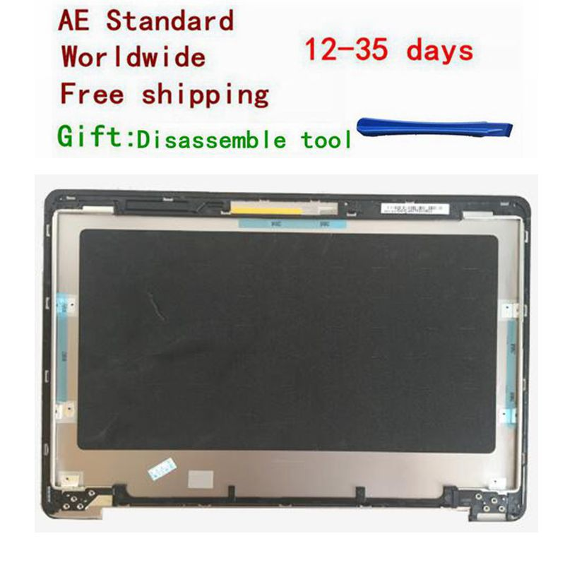 New cover case for Acer Aspire Ultrabook S3 S3-371 S3-391 13.3 MS2346 LCD Back Cover A cover champagne jigu laptop battery ap11d3f ap11d4f for acer acer aspire s3 s3 351 s3 951 s3 371 ms2346 series