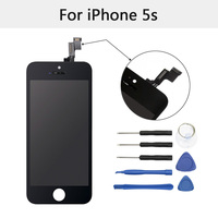 High Quality 4 LCD Screen Replacement With Tool Kits For IPhone 5 5s 5c LCD Display