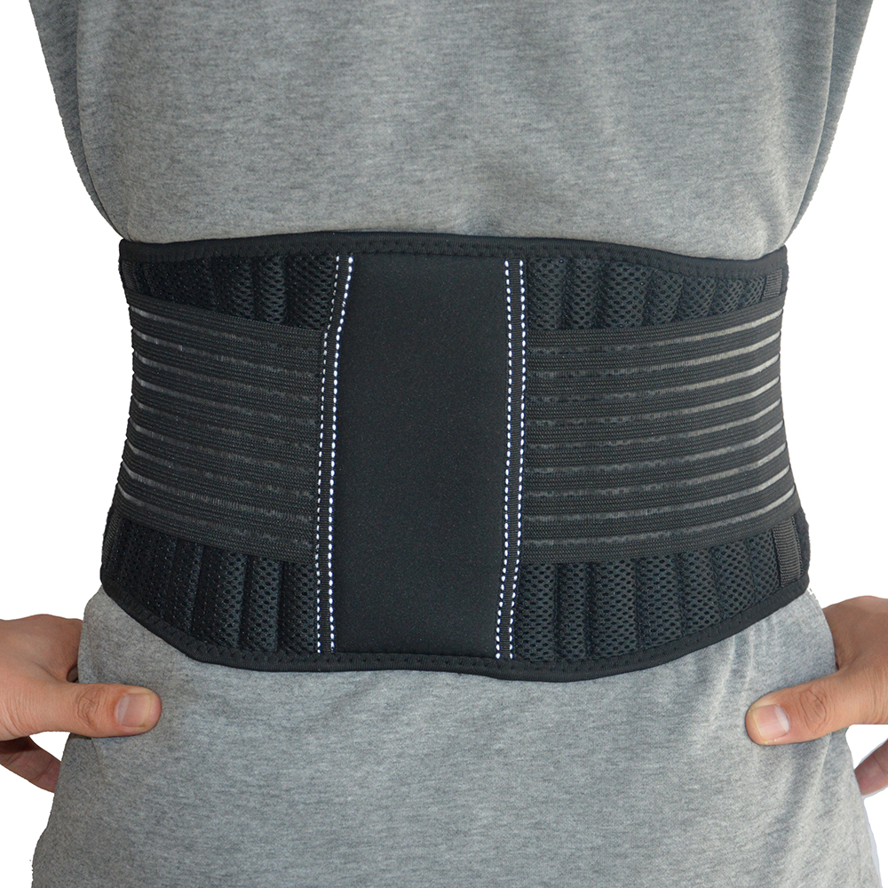 Lower Back Support Corset On the Lumbar Spine Back Pain Belt Lumbar Orthopedic Corset Herniated Disc Brace Fajas Ortopedicas in Braces Supports from Beauty Health
