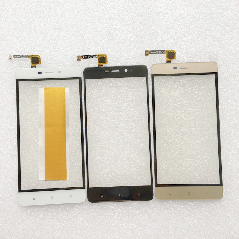 Mobile Phone Touch Panel For <font><b>Xiaomi</b></font> <font><b>Redmi</b></font> <font><b>4</b></font> <font><b>Pro</b></font> 4Pro Touch screen Digitizer Sensor Front Glass Lens <font><b>Touchscreen</b></font> image