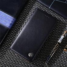 For Cover Samsung Galaxy A60 Case Cross Leather Flip Wallet for Phone Bag