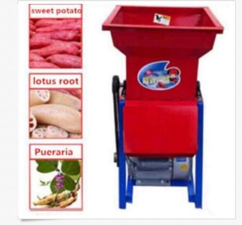 Commercial Potato Grinding Machine Cassava Grinder Fresh Lotus Root Grinder fast ship hz