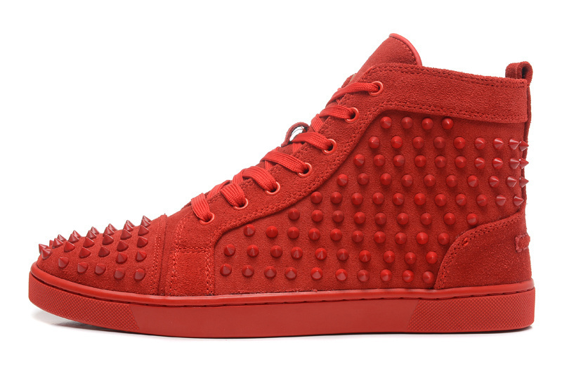 louis vuitton spike trainers