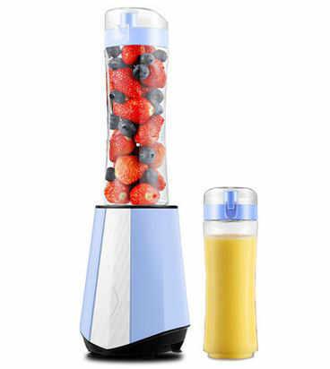 Liquidificadores Juicer household mini estudante copo de suco elétrico portátil multi-função da máquina automática cheia