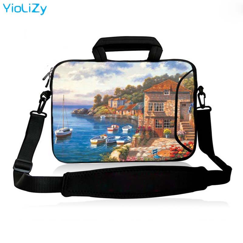 10.1 12.3 men briefcase women Handbag 15.6 14.1 Laptop Shoulder <font><b>Case</b></font> 17.3 Notebook messenger Bag 13.3 for <font><b>lenovo</b></font> <font><b>y50</b></font> SB-1507136 image