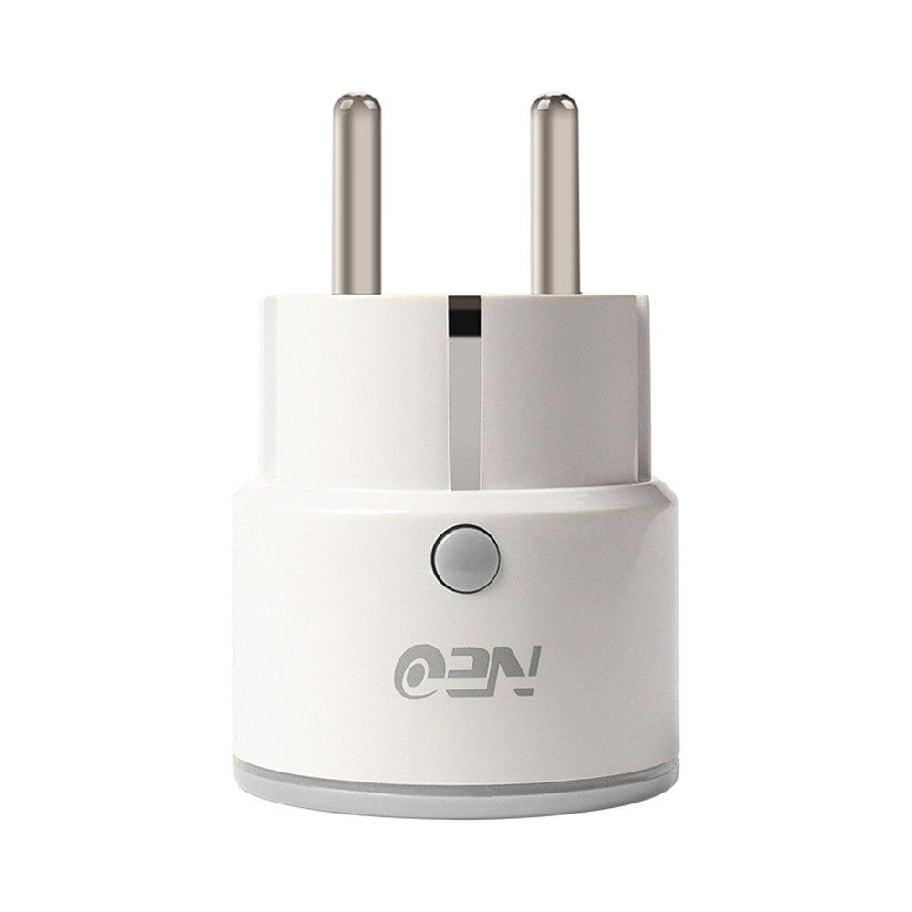 EPULA Neue AC 85-230 v Smart Mini WiFi Stecker Outlet Schalter arbeit mit Echo Alexa Google Home Remote EU Stecker Drop Schiff