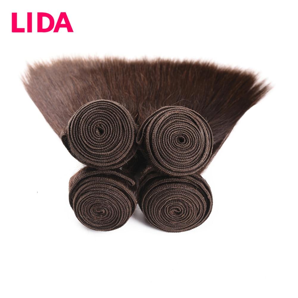 LIDA  Bundles Double Weft  Hair  Bundles 8-26 inch  Straight Hair Bundles For 3 Bundles Deal 3