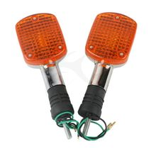 Turn Signal Blinker Light For Honda Magna VF250 750 Rebel CA250 CMX250 400 Shadow VT400 600 750 1100 VTX 1300 1800 VLX400 VLX600