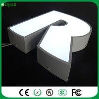 Front Lit LED Channel Letters Outdoor Light Letters