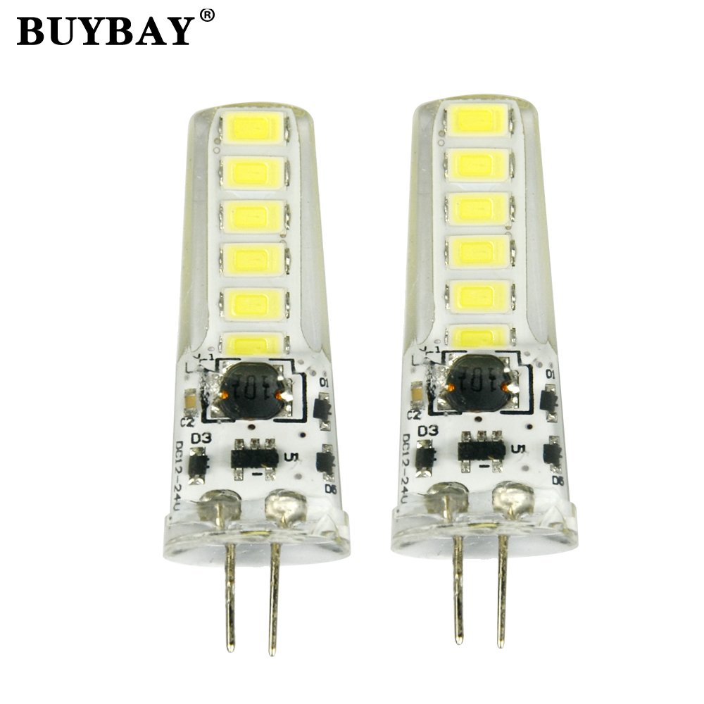 Hot selling AC/DC12V 24V G4 LED Lamp SMD5730 G4 LED Bulb Lampada SMD 5730 12LED Replace Halogen Chandelier candle light spot luz 20 pcs g4 led lamp 3w ac dc 12v 3014 5050 smd replace 20w halogen candle light bulb 360 degree chandelier lighting g4 5050 led