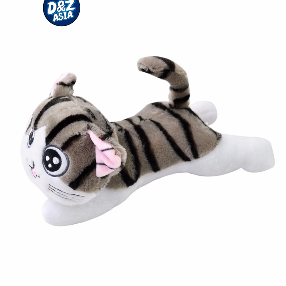 Creative sweet cheese cat owners cat plush toy <font><b>doll</b></font> cat queen pillow balls image