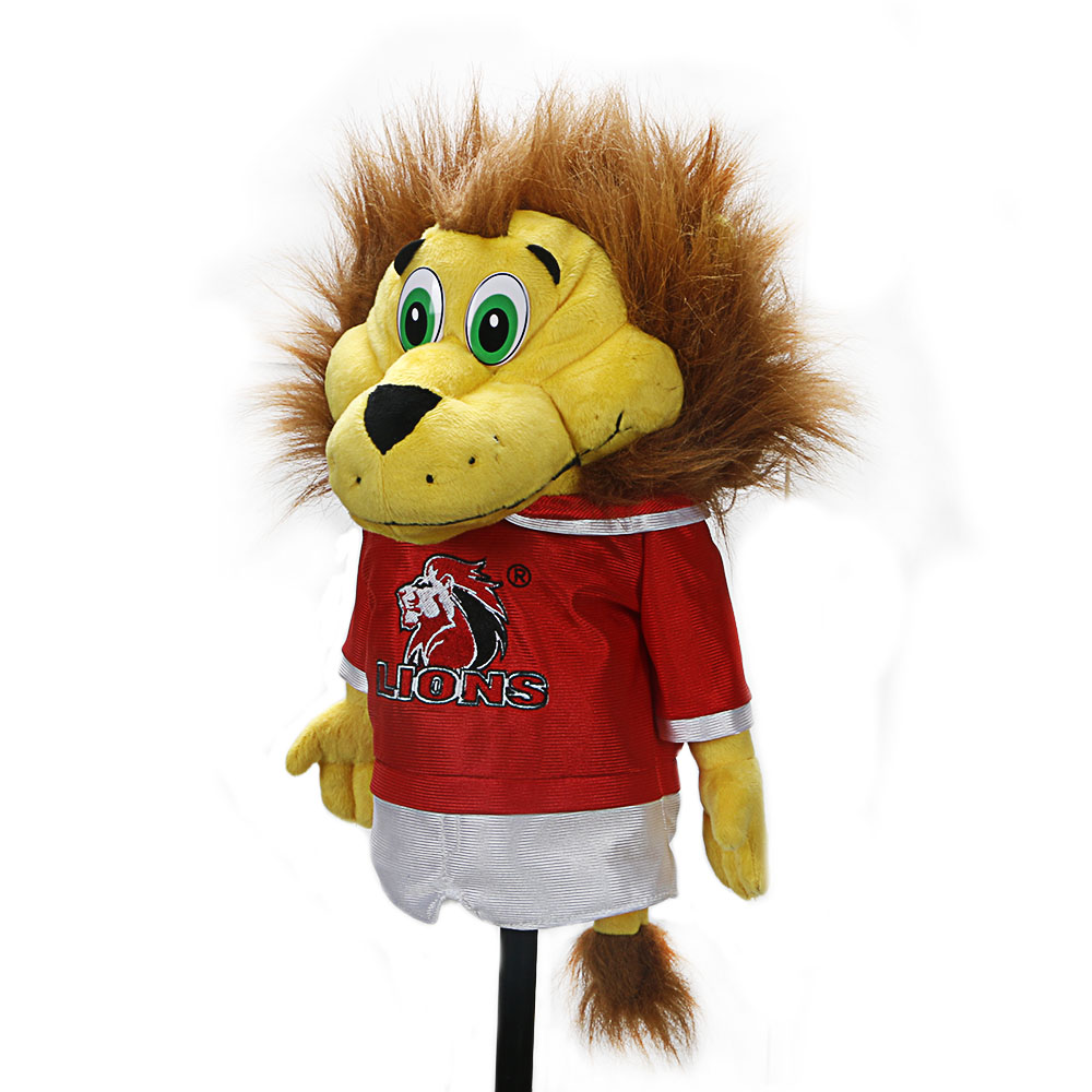 Golf Clubs head covers 460cc driver Headcover Lions Animal Individualization covers free shipping