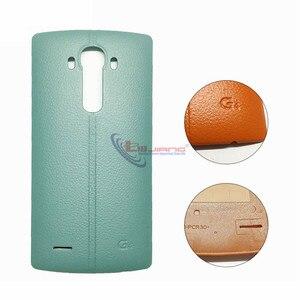 Image 3 - חדש סוללה חזרה שיכון כיסוי מקרה דלת אחורי כיסוי & NFC עבור LG G4 H815 H810 H811 LS991 US991 VS986 החלפת חלקים