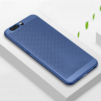 NEW Case For Huawei Honor 9 Case 360 Matte Skin Fundas Hard Plastic Housing Slim Hollow