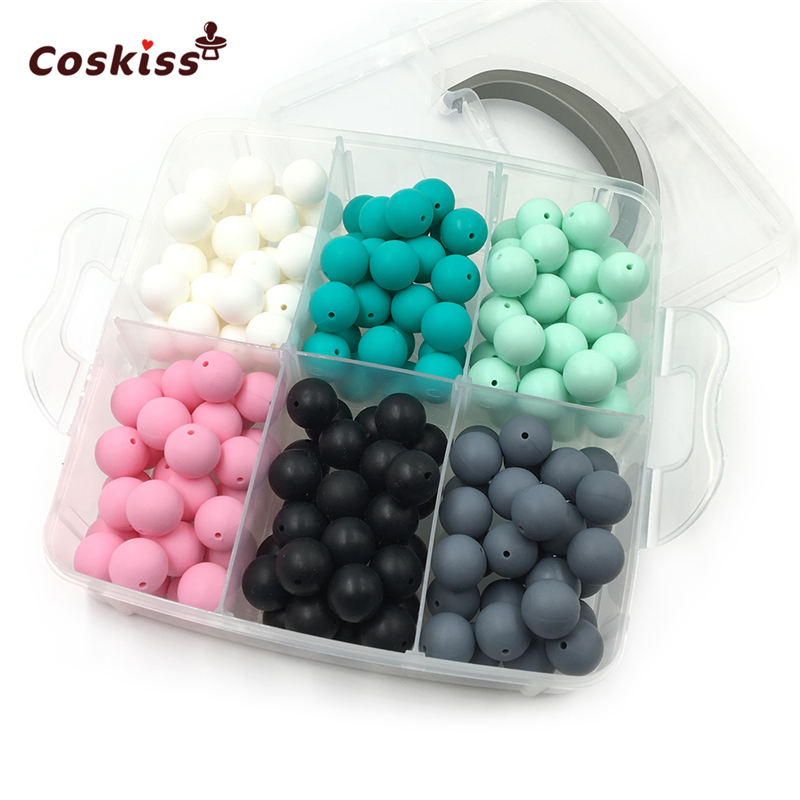 DIY Nursing Jewelry Combination Package 180pcs Mixed Color 0.59