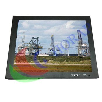 19 Inch High Brightness LCD Display 1000 nits Brightness Outdoor Sunlight Readable LCD Monitor