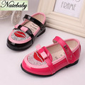2016 New fashion trends casual shoes square opening prehobbler baby shoes NX0658