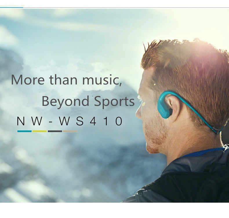 Sony NW-WS414 sony WS414 водонепроницаемый все-в-одном MP3 плейер Волкман NW-WS410 серии Водонепроницаемый пылезащитный 8 Гб NW-WS414